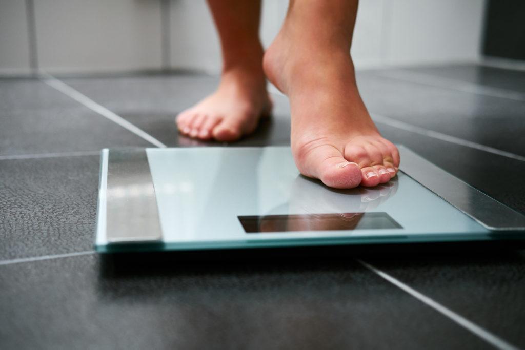 Как девушкам набрать вес