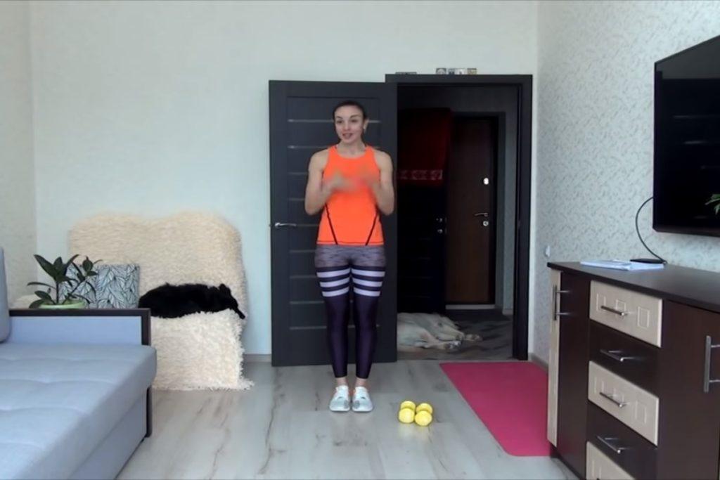 Как эффективно тренироваться дома