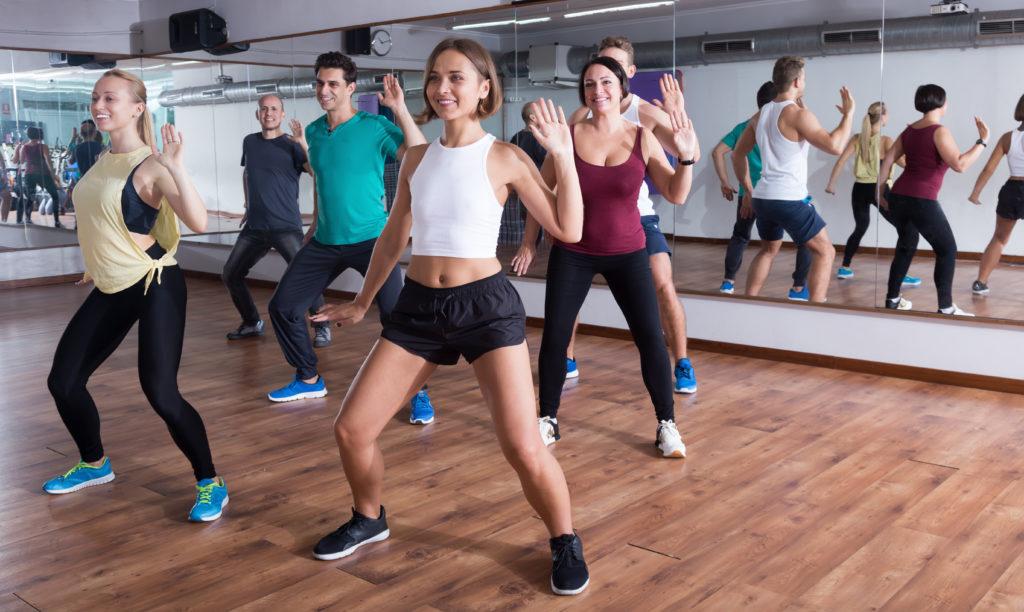 Лучшие виды танцев по 40
