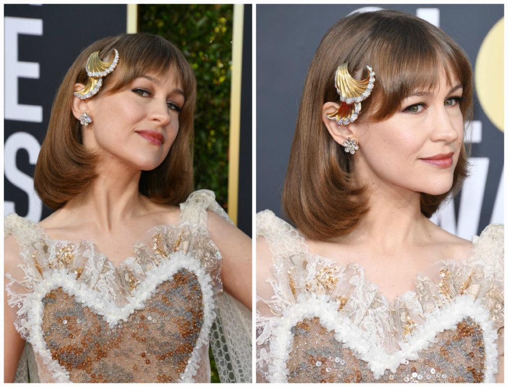 Как носить украшения и заколки в волосах