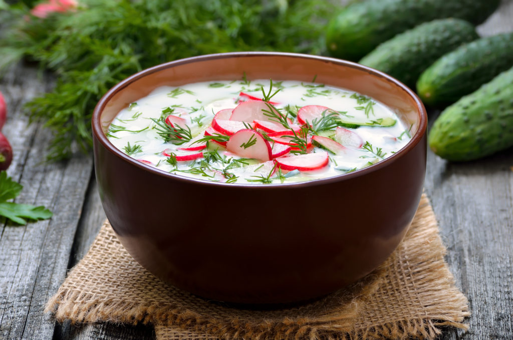 рецепты с сезонными овощами