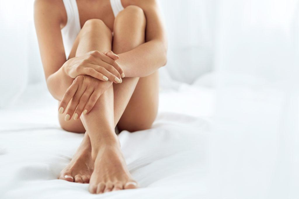 Процедуры для улучшения внешнего вида ног