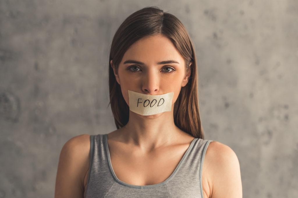 Что такое расстройство пищевого поведения