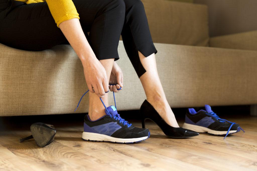 Как комфортно потренироваться, если спорт запланирован на рабочий день