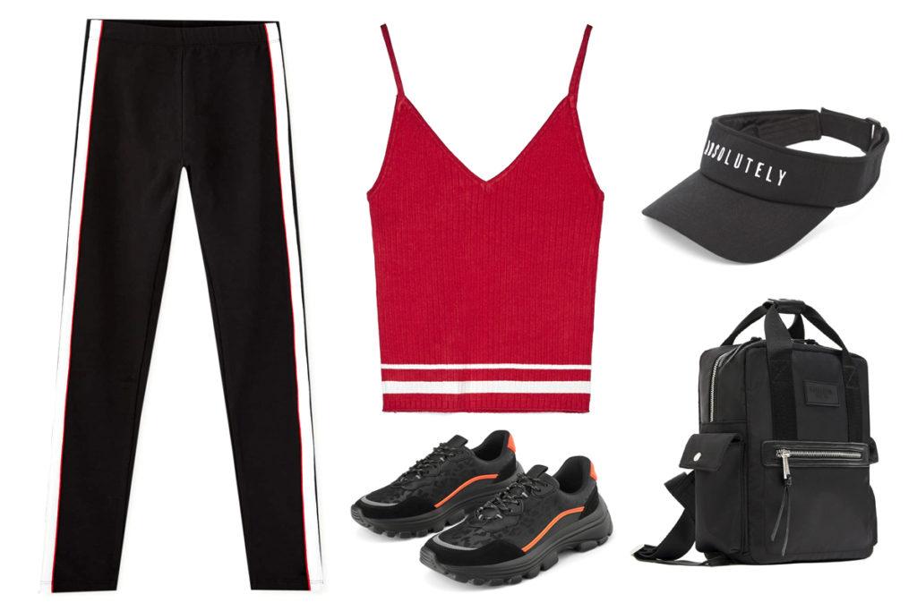 спортивный стиль
