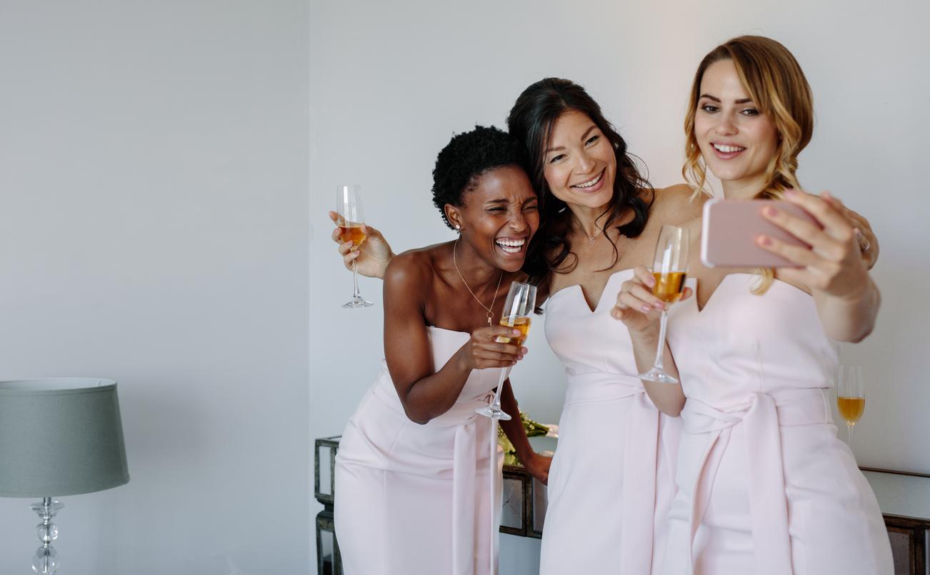 Как одеться на свадьбу