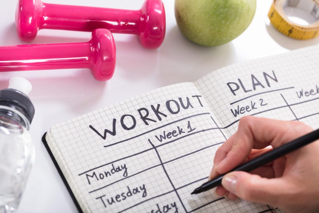 как похудеть за 2 недели