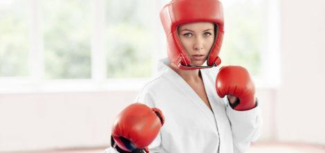 Виды спорта для защиты женщин