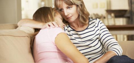 как помочь ребенку пережить личную драму