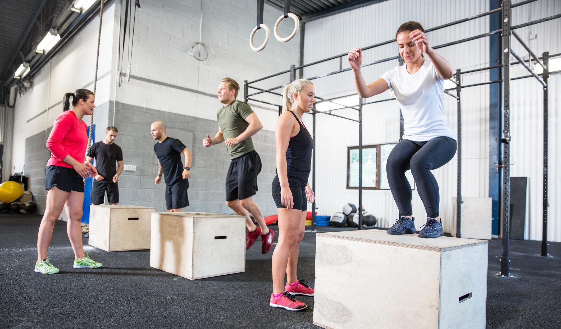 Что такое функциональный фитнес