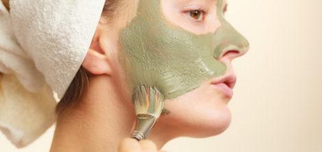 польза косметической глины