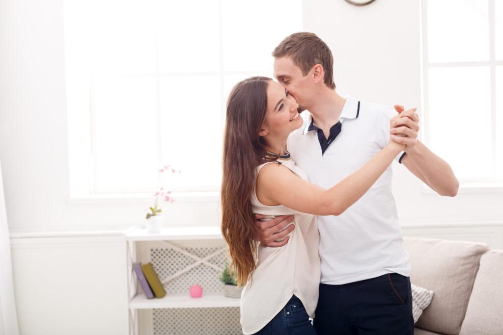Как убедить мужа учиться танцевать