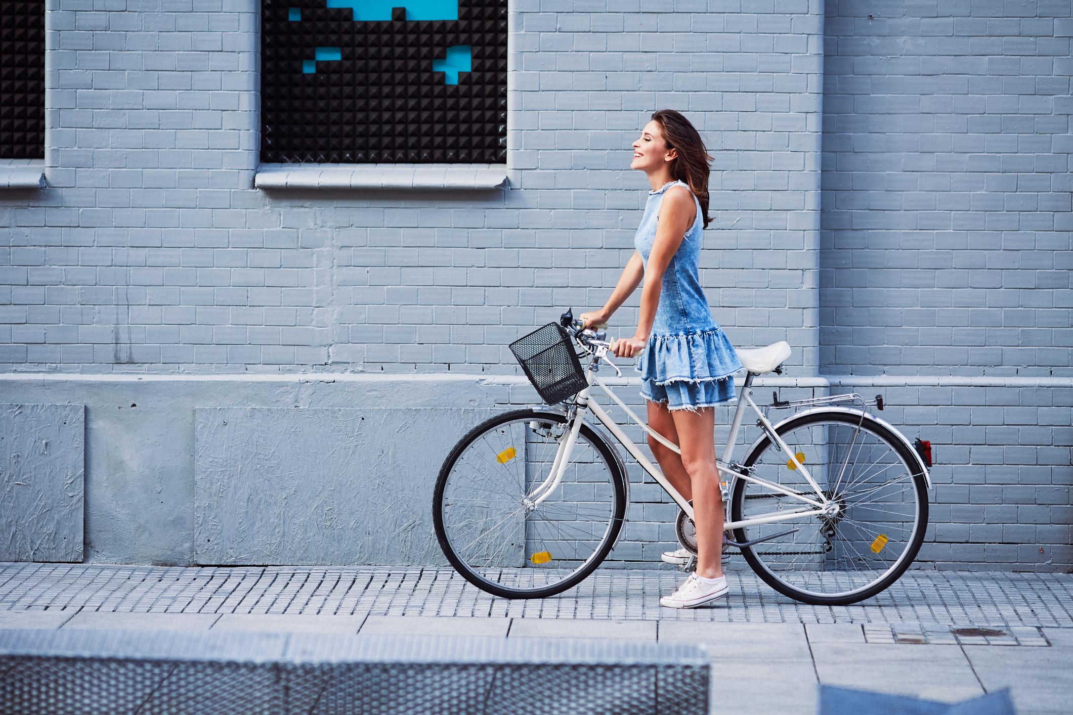 Как выбрать качественный велосипед на лето