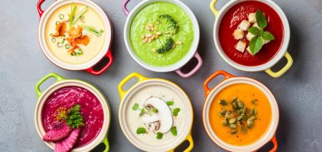 супы из разных стран мира