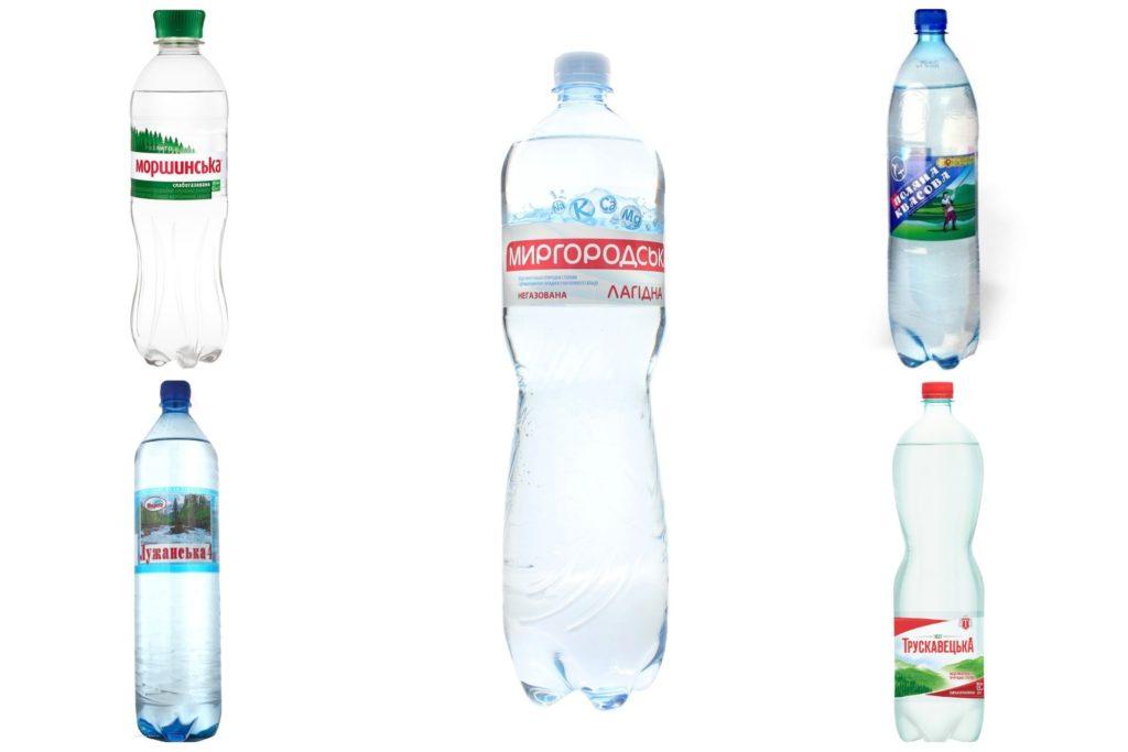 Как выбрать качественную воду