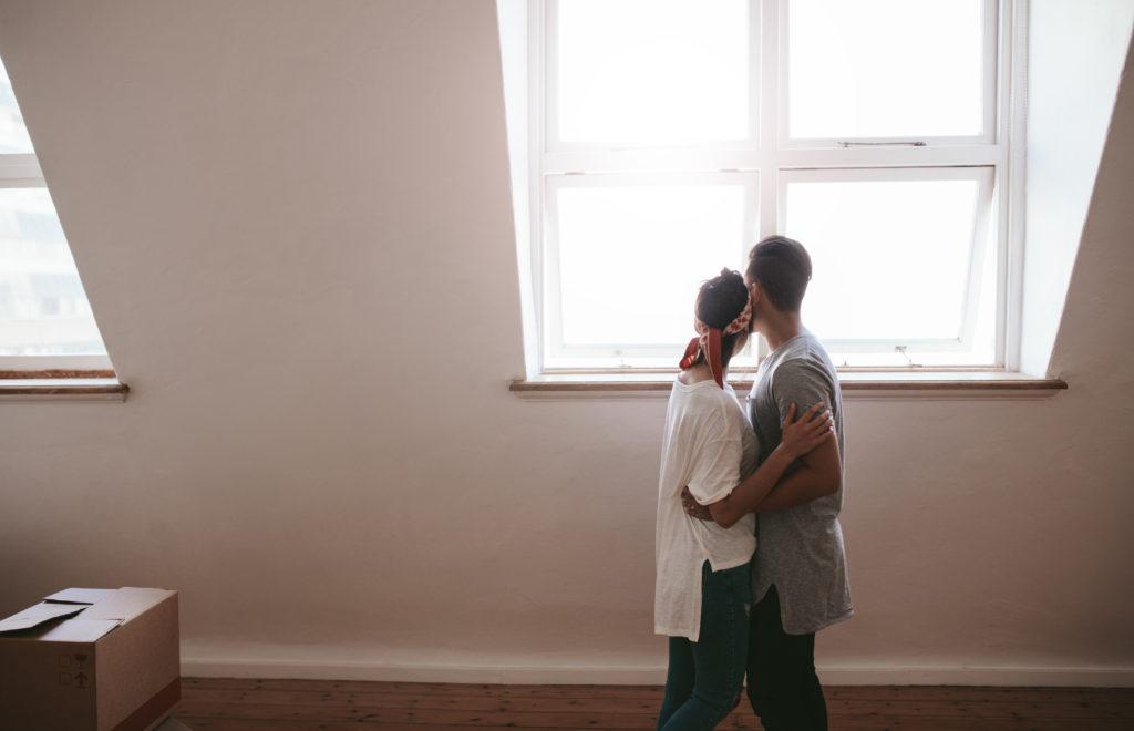 Как начать жить вместе