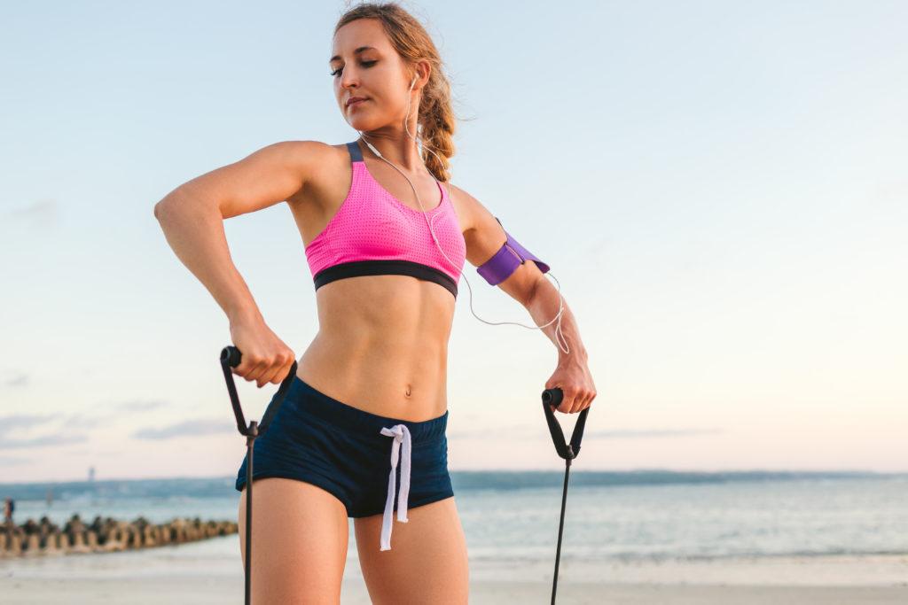 Как заниматься фитнесом в поездках