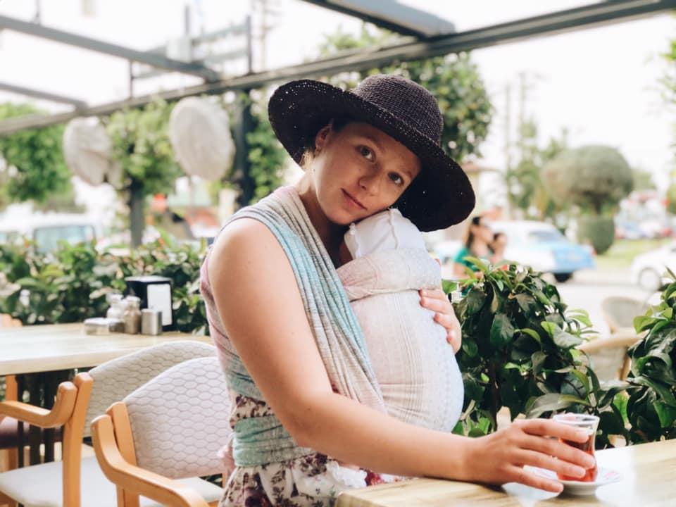 мама, Анна Гриненко, блогер