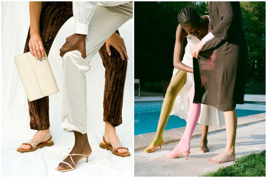 какие сандалии вошли в моду