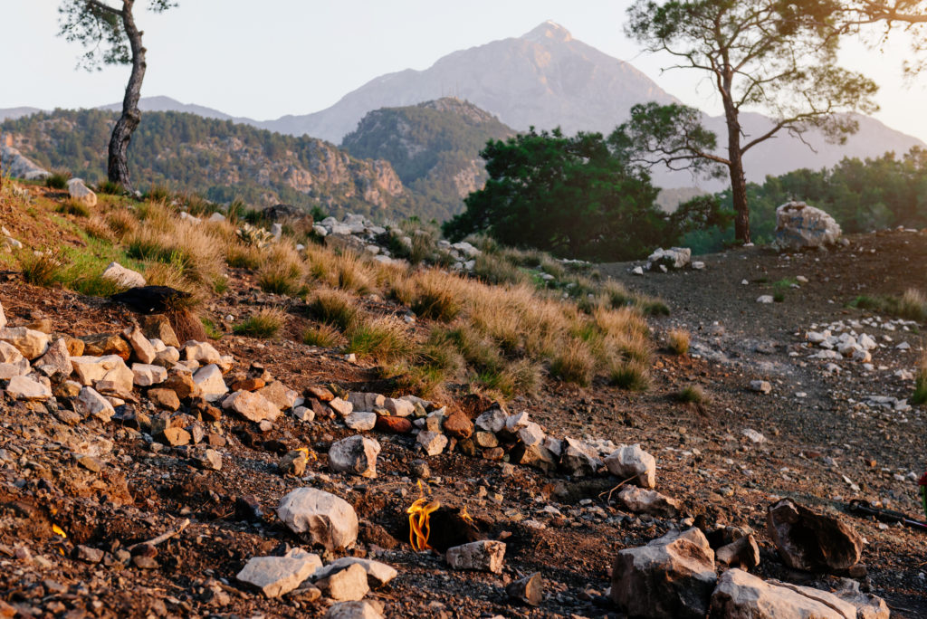 Турция, гора
