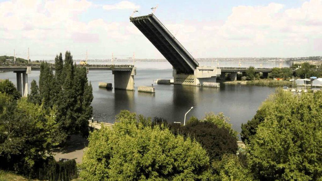 розводной мост
