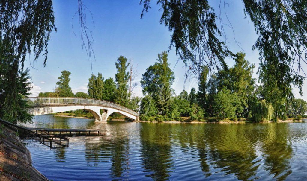 Мост на остров влюбленных