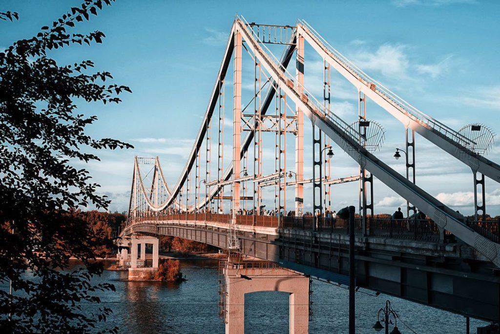 мост Киев