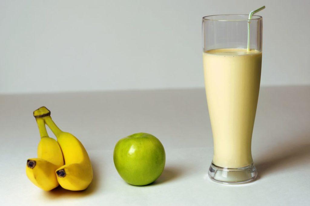 банановий смузі
